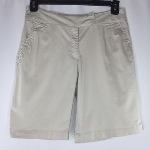 Nike golf khaki sport shorts